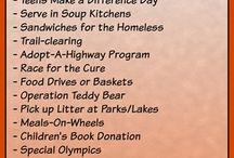 Charities for kiddos