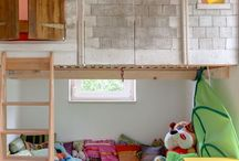 Kids' Rooms / Inspiration for fun and functional children's rooms