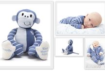 Baby Clothes Keepsake Animals / Beautiful keepsake animals made from the clothes of your loved ones.