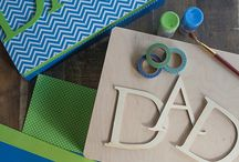 Father's Day Cards and Crafts / Need something for Dad this Father's Day? Try one of these homemade gifts or cards!