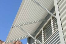 Awnings / At Superior Screens we have a wide range of Awnings to suit any requirements, check our website out today! http://www.superiorscreens.com.au/gallery-awnings.html