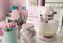 Pastelowa kuchnia