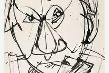 Favoriete  Favoriete wrange portretten van ongelukkige kunstenaars