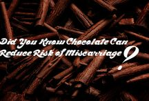 What to Eat / Did You Know Chocolate Can Reduce Risk of Miscarriage?