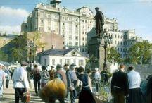 Фотографии Москвы