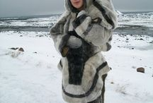 Inspiration, the arctic - clothing