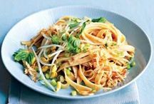 Recipes: Vegan Noodles