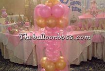 Princess Party / Amazing Princess Balloon Decorations
