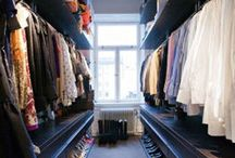 Walk in closet - inspiration