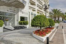 Playas del Duque / The Playas del Duque development in Puerto Banús, Marbella, is arguably the most prestigious beachside development of all the luxury of apartments and penthouses currently in the area.