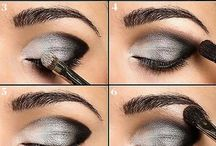 Makeup  / Smokey eyes