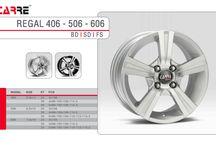 Regal / Model: Regal Kod: 406/506/606 Renk: BD/SD/FS