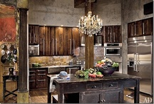 Kitchen Rustic Designs / by RJK Construction, Inc
