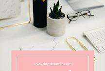 Daydreamin Blogging Tipps