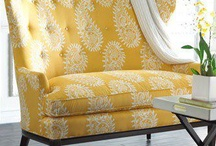 upholstery and slipcovers / by Kristin Zaremba