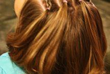 penteados analu