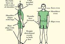 A Haltung / Posture
