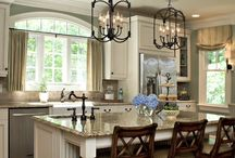 Kitchen inspiration / by Brook Kolluri