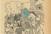 Alice in W:Art/Roberta Paflin / Alice in wonderland (illustrator)