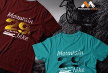 Camisetas / Camisetas casuais 100% algodão, reforço na gola, estampas em SilkScreen, Etiqueta de composição interna em Silk, detalhe na manga com etiqueta mondo.