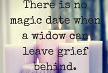 Partner Loss / Ideas, products, articles and quotes to support the person going through the loss of a spouse/partner.