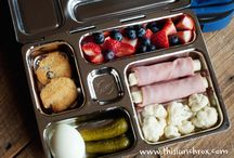 Healthy Kid's Lunch Ideas / Healthy lunch ideas for kids and grownups!