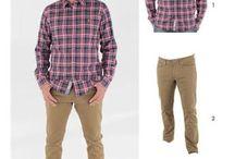 En total look / Envie de changer de look ? Nous vous avons sélectionnez plusieurs tenues plutôt estivale :)