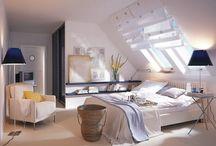 Dachschrägen Räume