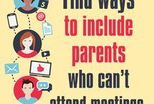 Parent Teacher Fellowship (PTF)