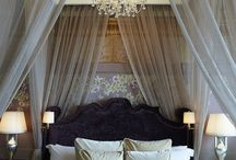 M A S T E R  B E D R O O M S / Ideas for master bedrooms. / by Danette Dillon