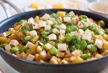 Resept med grönsaker