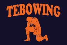 Tim Tebow / by Tate Embree