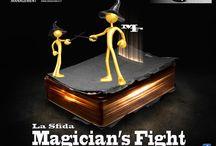 Magician's Fight ! / Format magico televisivo in collaborazione tra Mago Diego e Ondacomica !