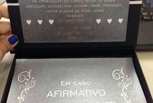 Convites Padrinhos