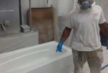 Baton Rouge bathroom refinishing / The task is a relatively easy. You even have the choice of doing it yourself instead of hiring a refinishing expert to get things done. Visit this site http://www.jsbathtubresurfacing.com/ for more information on Baton Rouge bathroom refinishing.