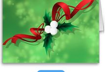 Golf Christmas / Golf Christmas decorations, wrapping paper & cards for all athletes, coaches and fans.
