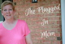 The Plugged in Mom / Ideas on how to find more time in your day, get organized, be efficient, and get plugged in to yourself!