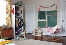 kids' rooms / by Diane Rane Jones