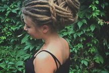 Dread hairstyles