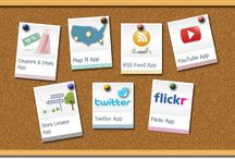 Social Marketing Apps / Grow your business with Upspring's social marketing applications.  Currently we offer eight (8) social apps including Coupons & Deals, Flickr, Google+, Map It, Store Locator, RSS Feed, Twitter, and YouTube.  Some of them can be installed for free.  Visit: http://www.upspring.com/apps