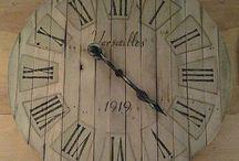 Clocks / by Janet Dalling