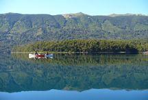 Patagonia Argentina - Paisajes del Parque Nacional Lanín  / Memorias de viaje