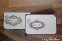 fliederfees Stampin' Up! projects / Stampin' Up! projects from www.fliederfee.de