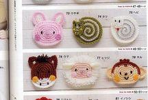 Ruční práce - Handmade / pletení, háčkování, vyšívání, šití, a jiné -  knitting, crochet, needlework, sewing and other