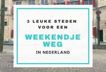 Reizen - Nederland