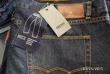 Greyes Jeans @ Lil' John's / Great Fashionable Jeans with a great fit. They have a few styles with different fits so you can find the one that fits you the best.