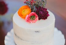 Naked and Ombre Cake