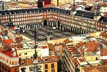 Spanje / Madrid etc