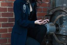 Steampunk Ladies Fashion