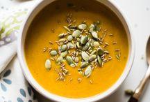 Soups, stews, broths & curries
